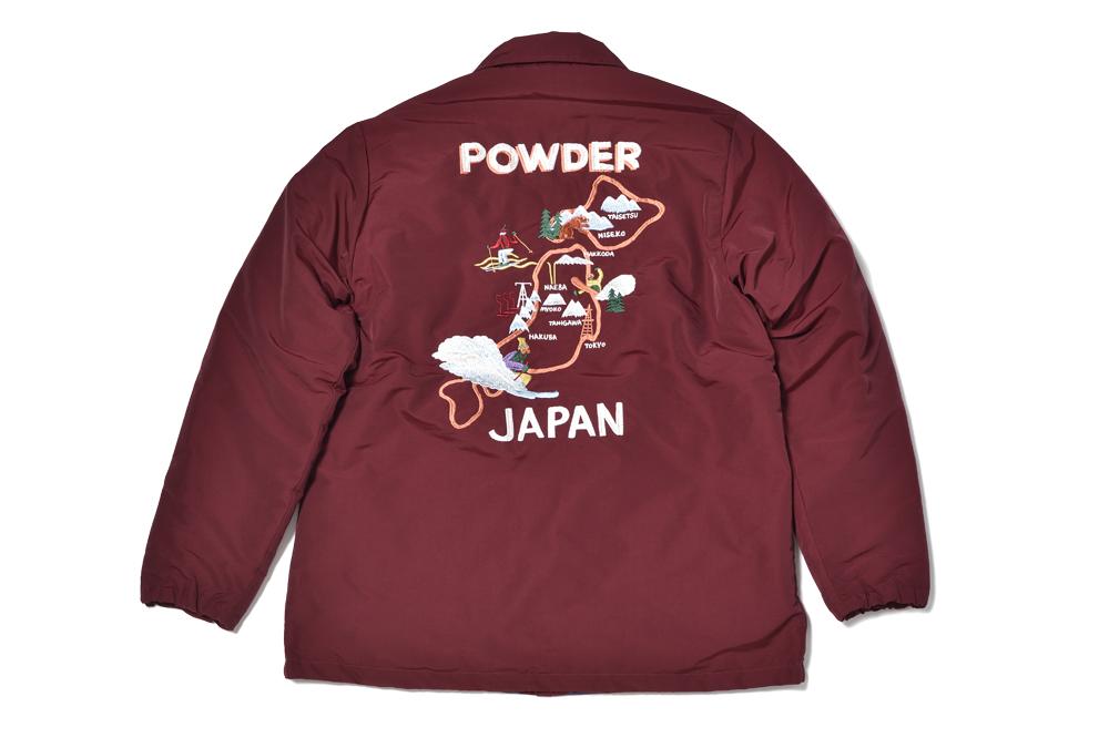 【予約承ります】POWDER JAPAN COAT