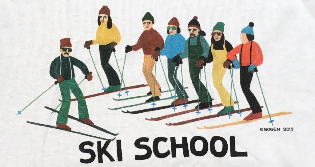 <限定商品>SKI SCHOOL